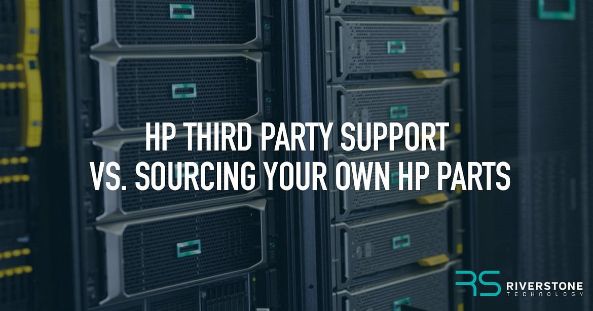Third Party Support for HP