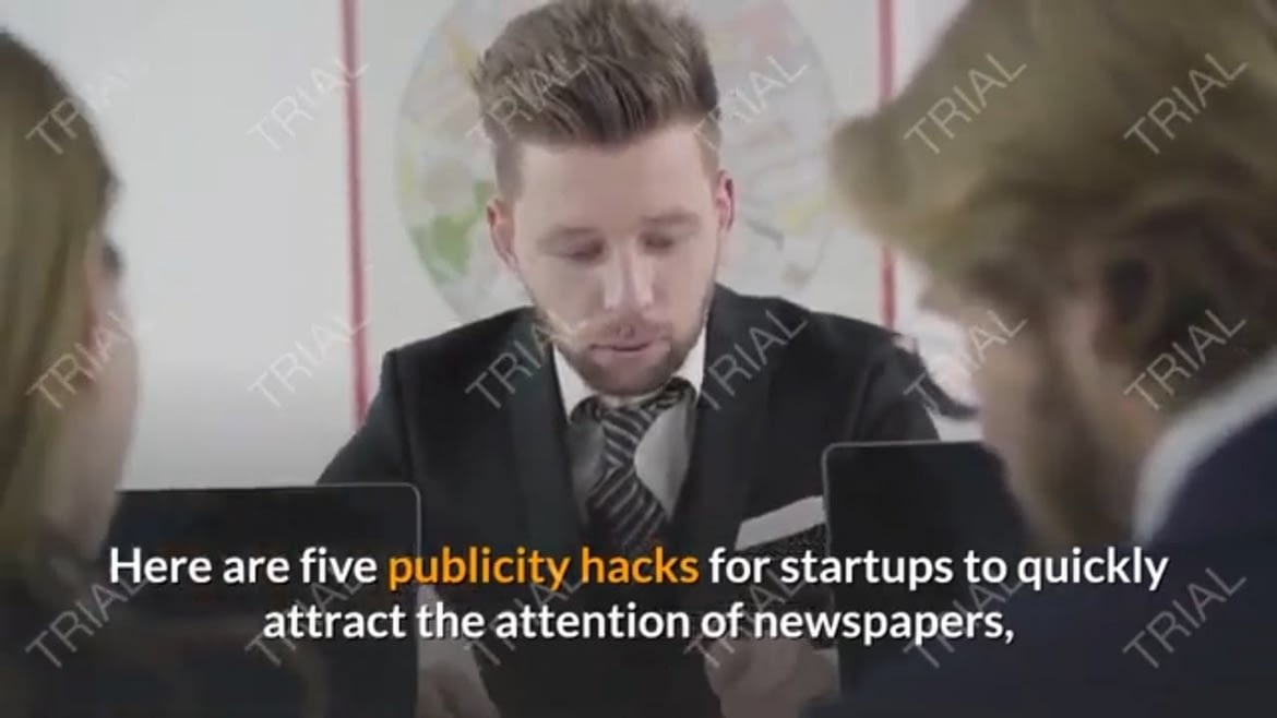 5 Publicity Hacks For Startups To Grow Your Business Now