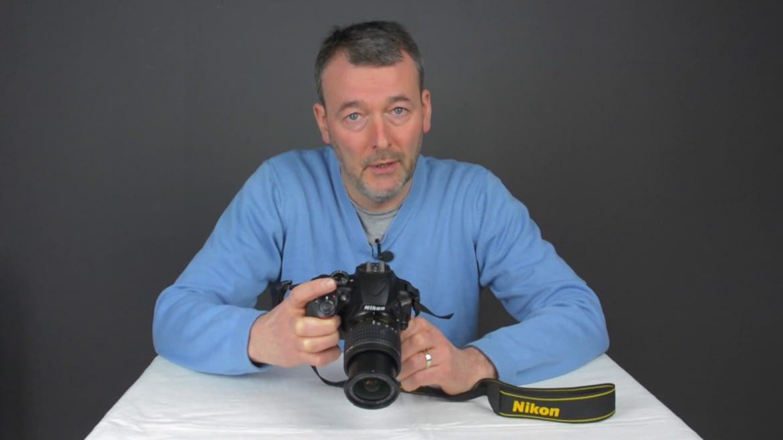 Setting Up Your Nikon D3400 DSLR Camera to Shoot Videos