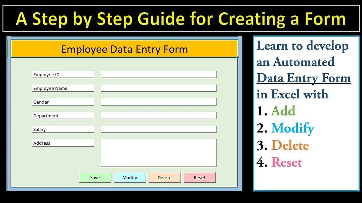 Teaching Data Entry to New Hires