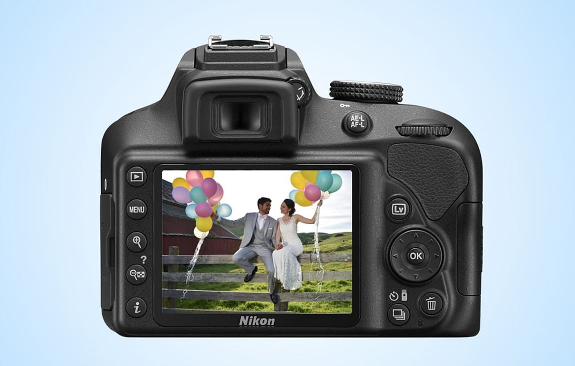 The Nikon D3400 Picture Controls and Effects – How to Use DSLR Camera