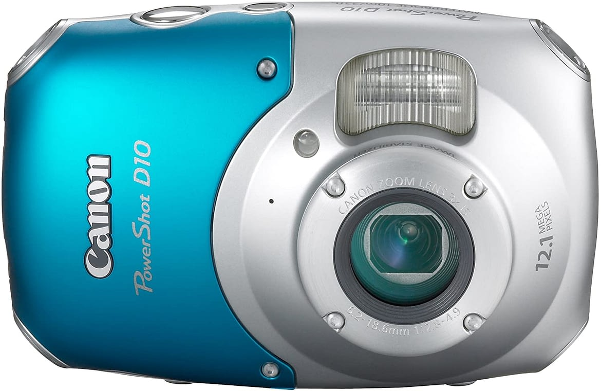 Is the Canon Powershot D10 Worth It?