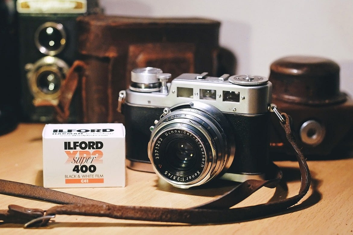 The Advantages of Film Cameras in a Digital Age