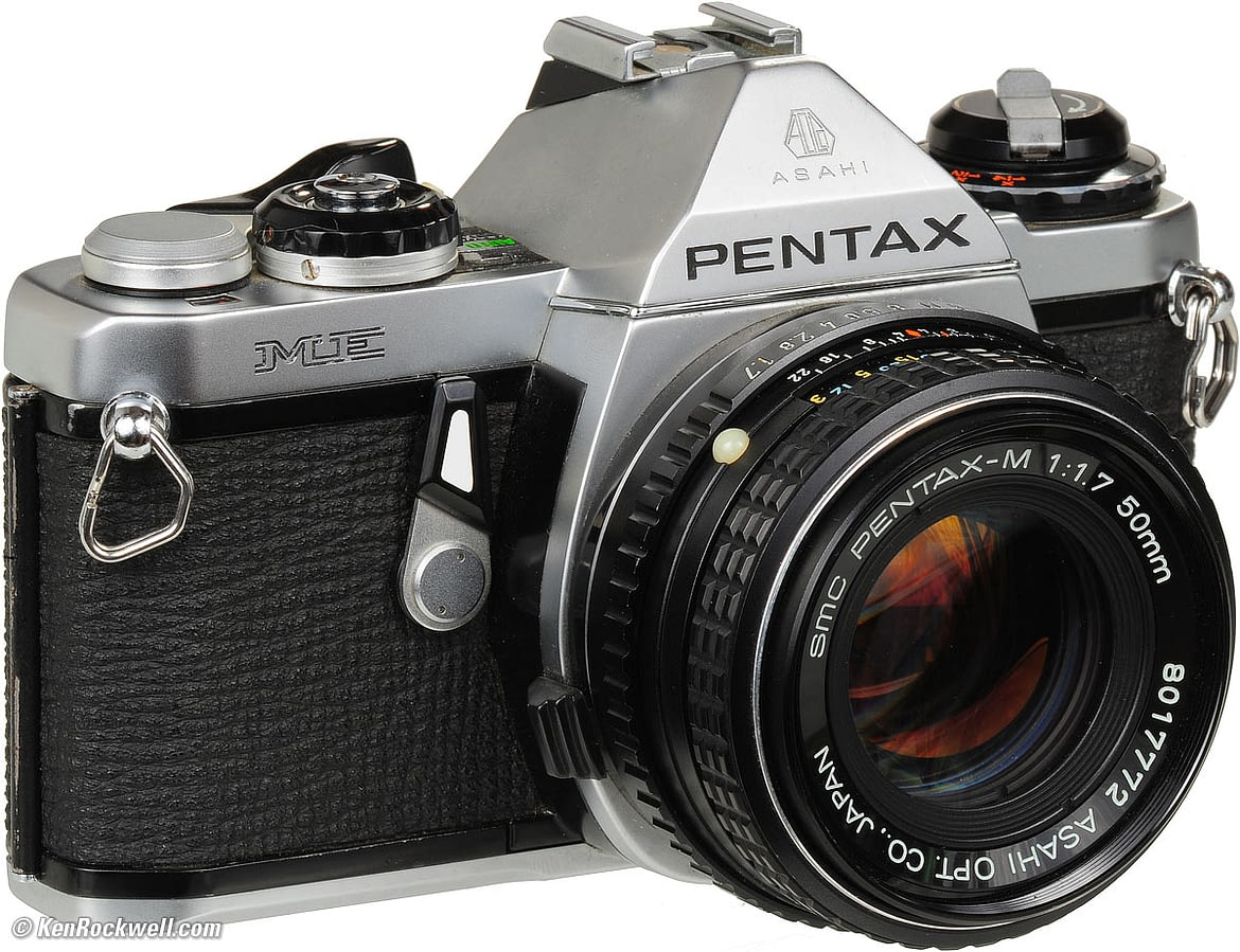 Are Pentax SLR Cameras Any Good?
