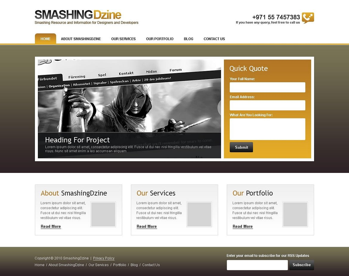 Photoshop Quick Tips for New Website Designers