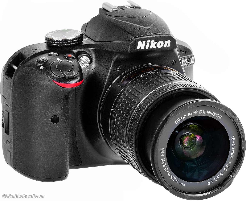 Understanding the Nikon D3400 DSLR Camera Retouch Menu