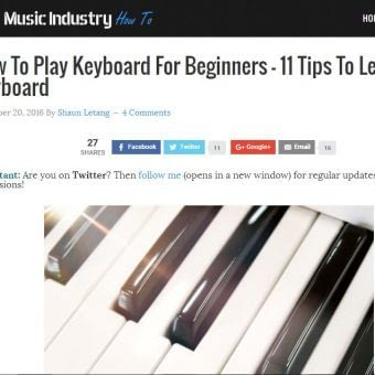 Tips Every Piano Beginner Should Know
