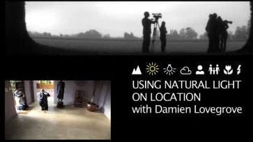 Review of Damien Lovegrove's Using Natural Light on Location DVD