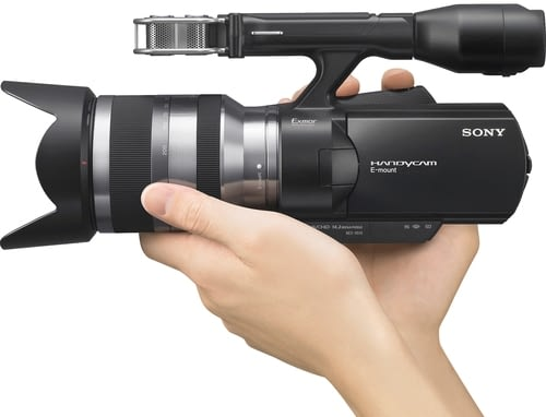 Save Thousands With The New Sony Nex VG10 and Make Professional Quality Videos