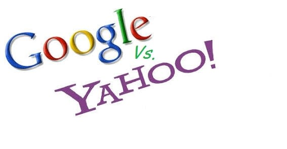 Google Vs Yahoo – Who's Greener?