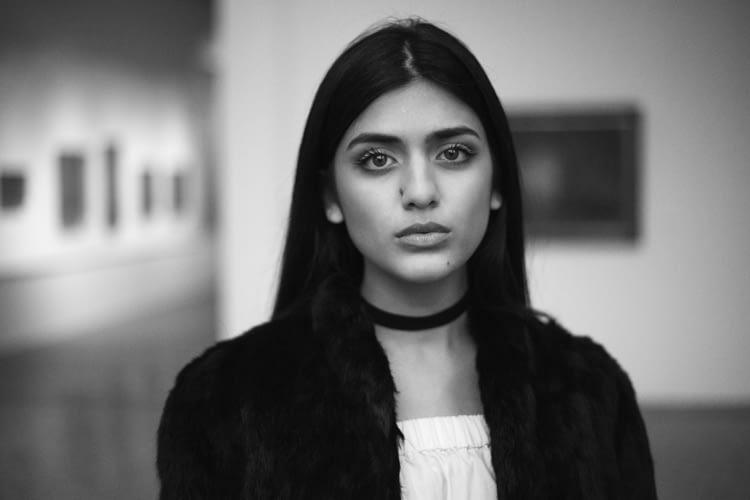 How Do I Take a Good Black and White Portrait Photo?