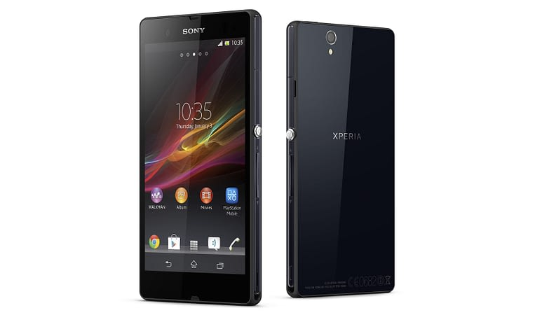 sony xperia z a robust phone with powerful features Sony Xperia Z - A Robust Phone With Powerful Features!