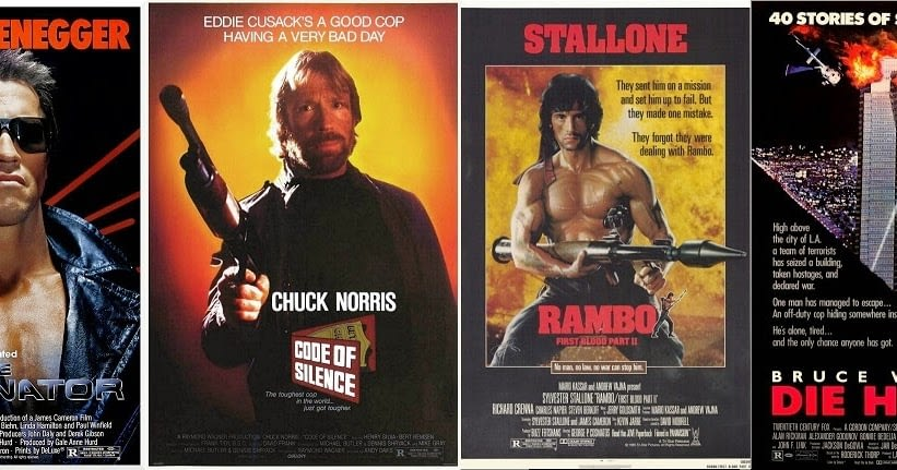 The Decline and Fall of Martial Arts Films and the Rise of the Action Blockbuster Movie