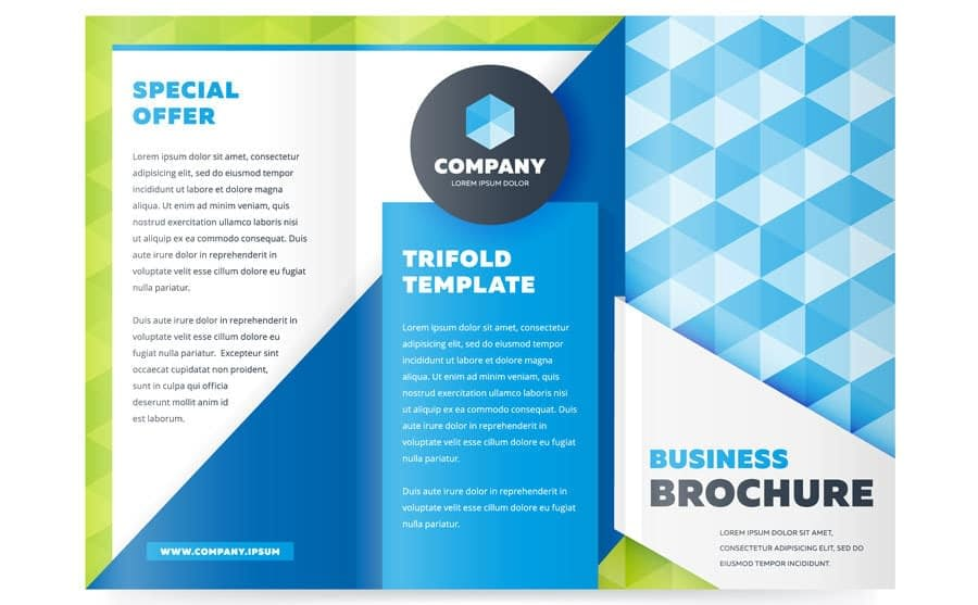 Why Use Trifold Brochure Template – The Benefits of Brochure Templates