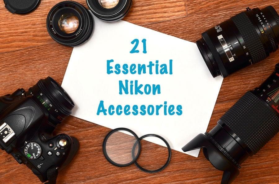 Top 5 Accessories For Your Nikon D7000 DSLR