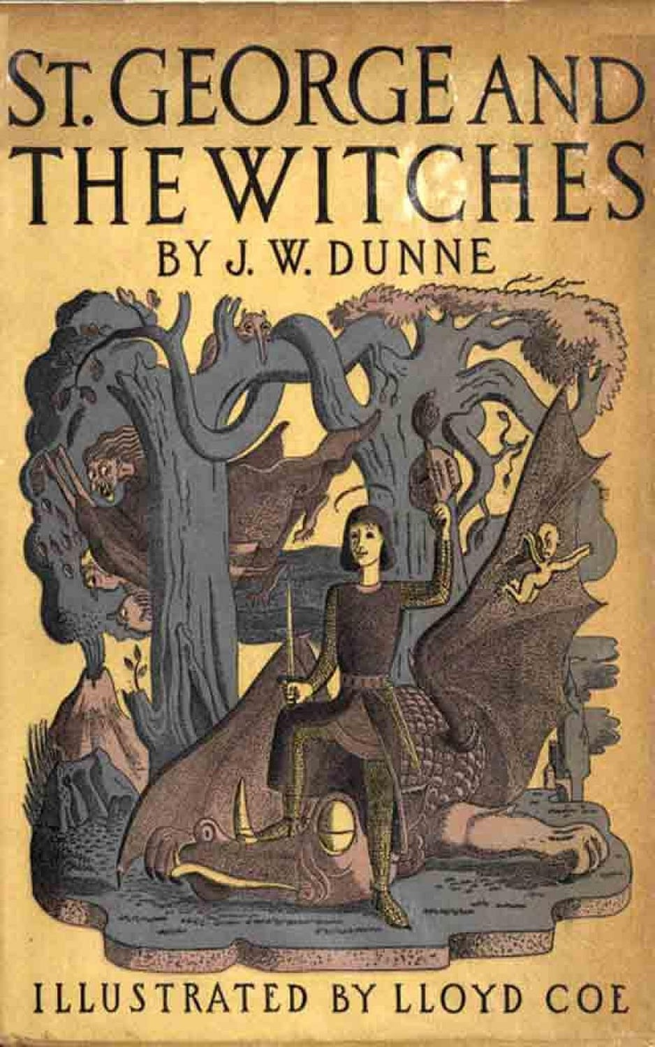 Saint George and the Witch of Windermere